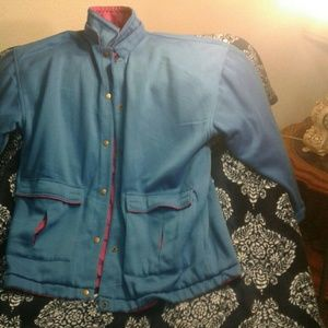 2 for $20 Reversible Button Up Windbreaker Jacket